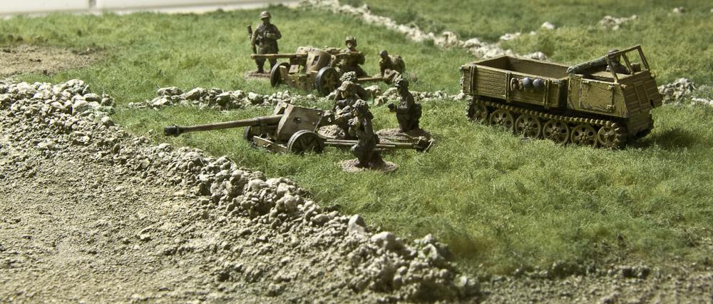 Normandy 20mm Terrain Project 1 Ad Machina Wargaming