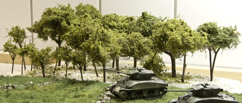 Normandy 20mm terrain project (1) | Ad Machina Wargaming